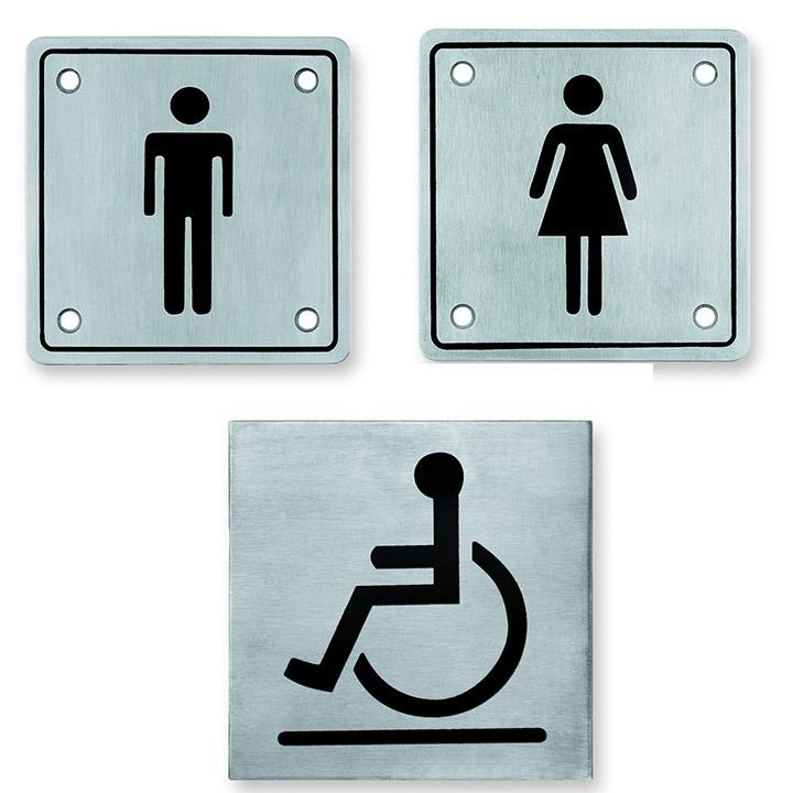שלטים נשים/גברים/נכים