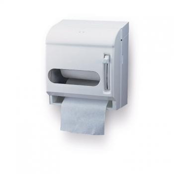 מתקן למגבות נייר בגלילים על הקיר 5